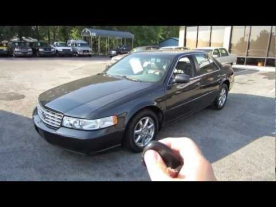 2002 Cadillac Seville Service And Repair Manual