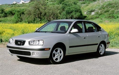 2002 Hyundai Elantra 4dr Hatchback Gt Fq Oem 1 500 Home Cars