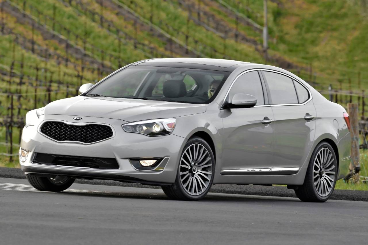truth kia cadenza exterior the about alex cars of with dykes courtesy video l review picture