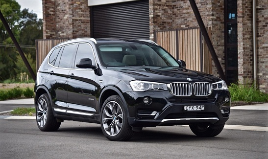 2015 Bmw X3 Manual Transmission