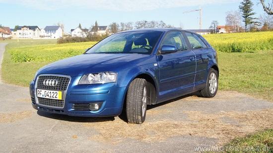 2005 Audi A3 (8P) Service And Repair Manual