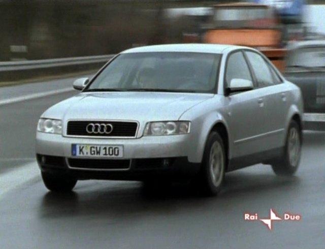 Audi A4 2001 B6 8e