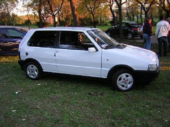 1992 Fiat Uno Service And Repair Manual